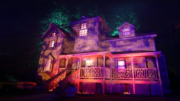 Haunted Manor Escape Room | Kersey Valley Escape