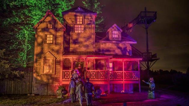 Haunted Manor Escape Room | Kersey Valley Escape