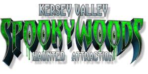 Spooky Woods Logo