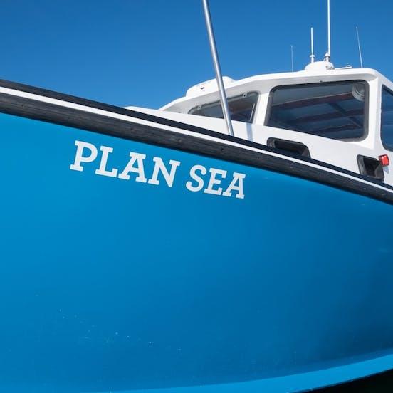plan sea boat