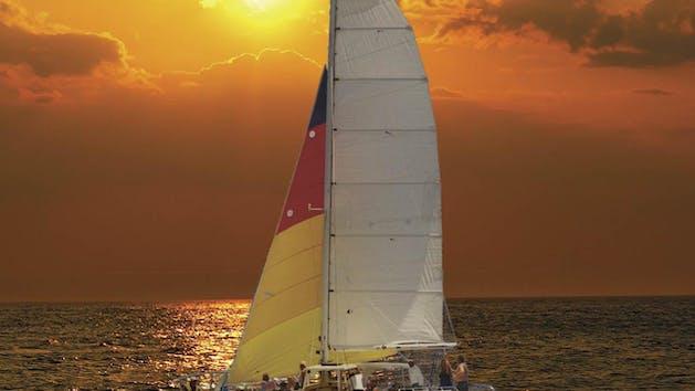 Morning Snorkel & Sail