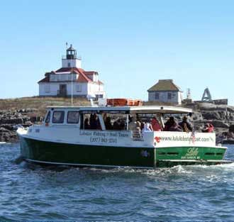 Maine Lobster Fishing And Seal Watching Tours On The Lulu Lobster Boat With John Nicolai. | Lulu ...