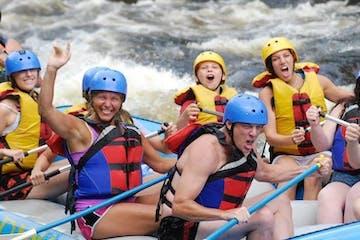 Sacandaga River Rafting Trip
