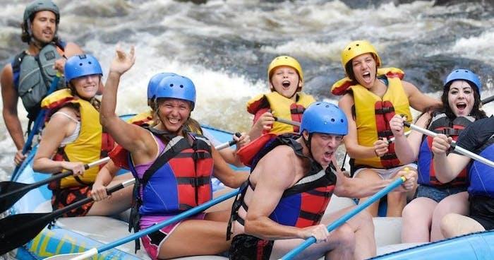 Sacandaga River Rafting Trip | Wild Waters