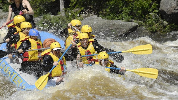 Awesome Rafting, Whitewater at its Finest!