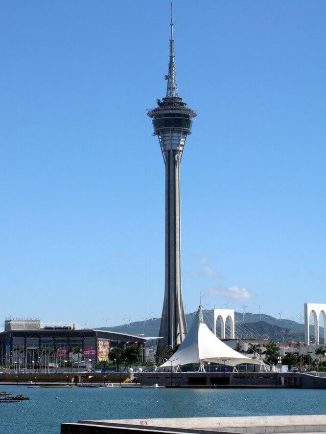 The AJ Hackett Macau Tower