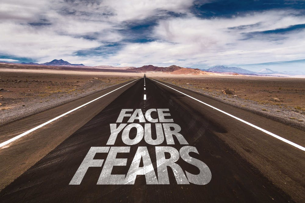 Discover How To Face Your Fears | Rap Jumping