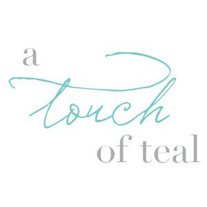 Touch of Teal