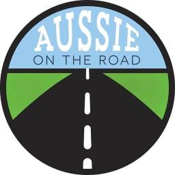 Aussie on the Road Logo