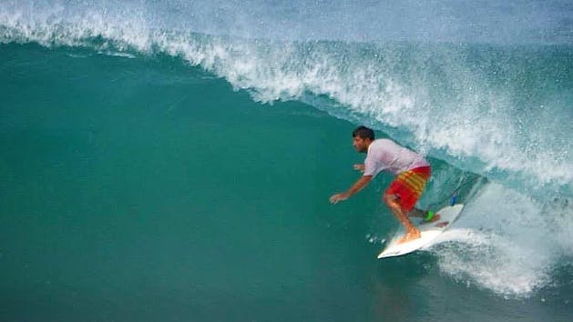 Surf Lessons With Bud Freitas Surf School Santa Cruz