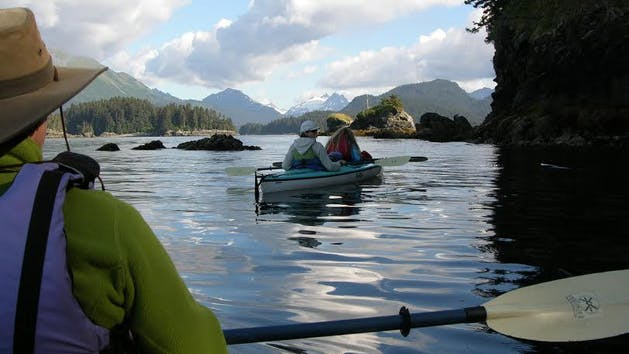 Guided Kayak Tour in Kachemak Bay, Alaska