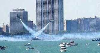 Air And Water Show Chicago 2020.Air And Water Show Tall Ship Windy Chicago