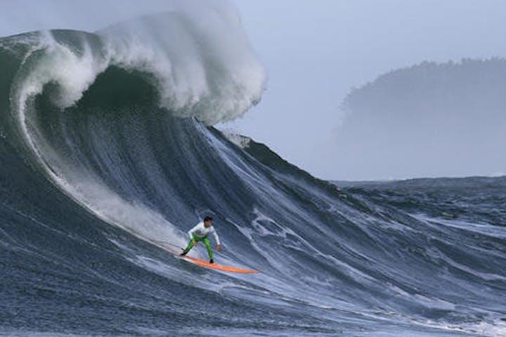 Mavericks Surf Contest Image