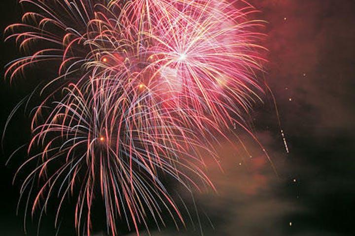 Annual Santa Cruz Fireworks Display