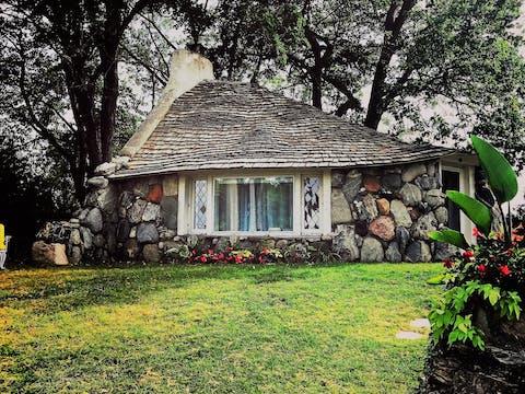 Half House, Mushroom House Tours