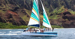 Napali Sailing Catamaran Tour