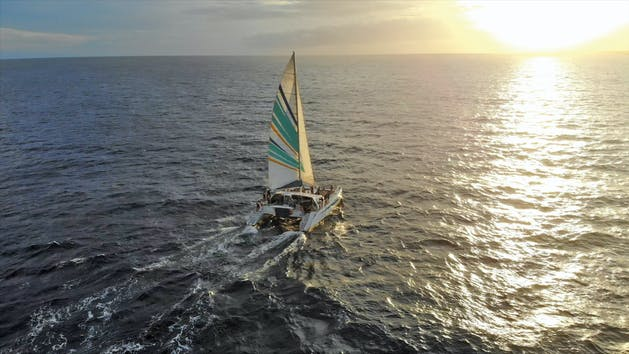 Kauai Sunset Sail