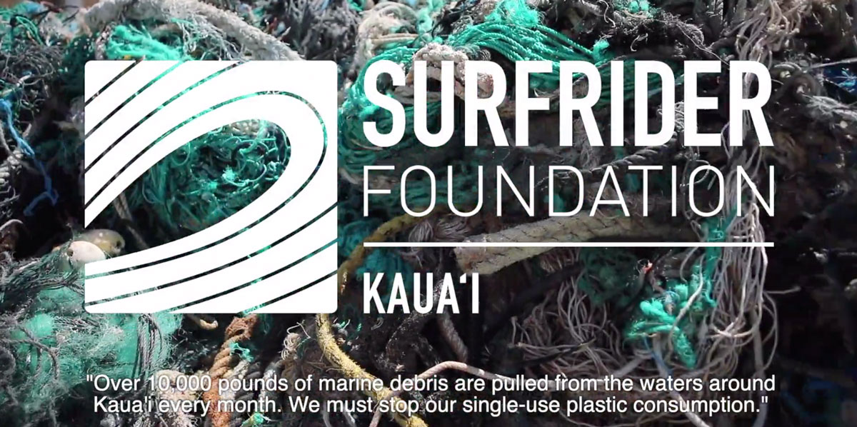 Kauai surfrider