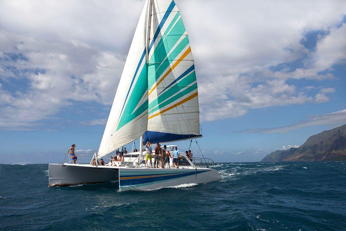 na pali sunset boat tour