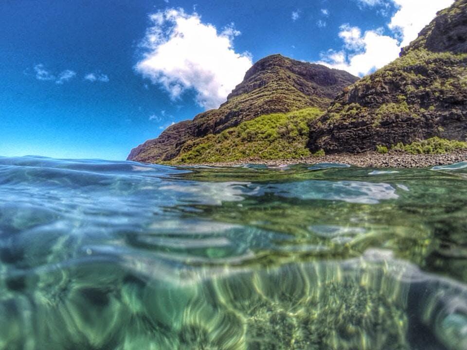 Na Pali snorkeling tour
