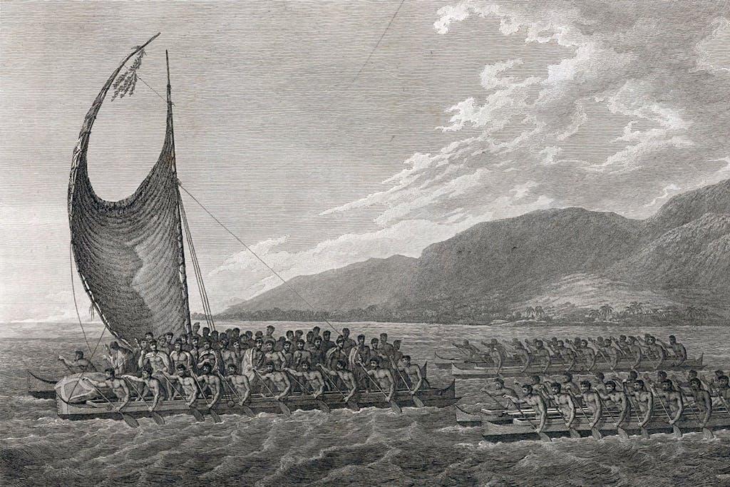 Hawaii star history