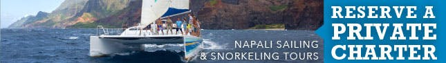 Kauai private boat tours