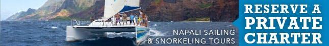 Kauai private boat tours