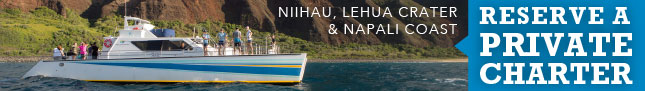 Private tours on Kauai