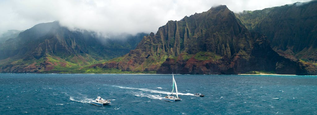 Napali Coast Private Charters