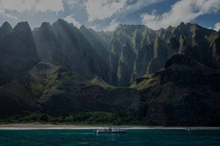 Na Pali Coast Tours Hawaii Adventure Center
