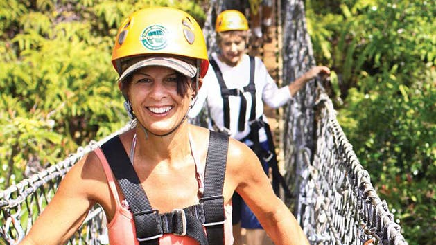 Zipline-Tour-over-Kauai-Bridge