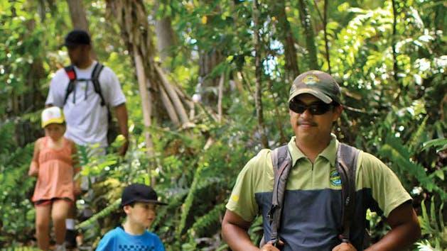 Group-Hike-to-Kalihiwai-Falls