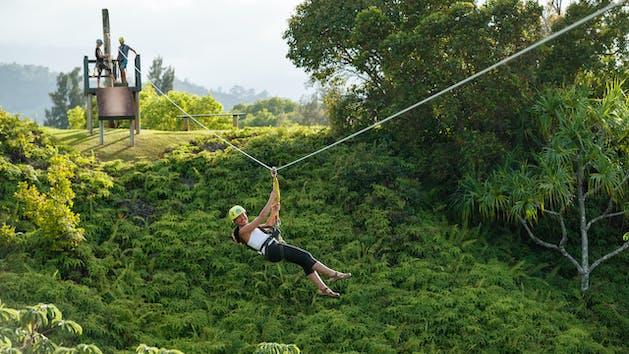 Princeville-Ranch-Ziplining