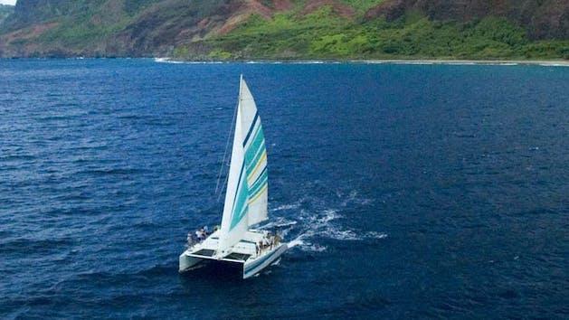 Napali Sailing Catamaran