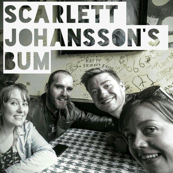 Scarlett Johansson's Bum