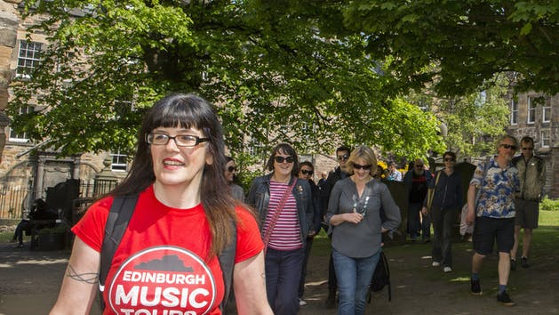 Edinburgh Music Tours