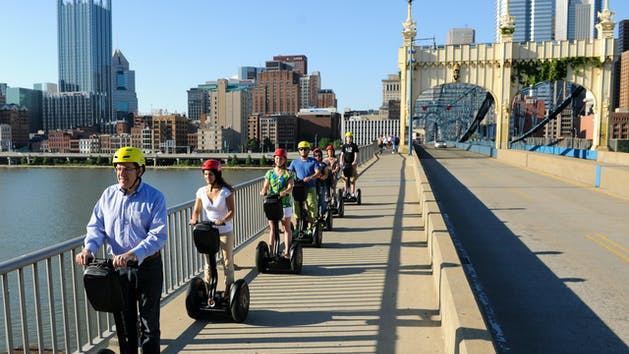 Segway Pittsburgh tour