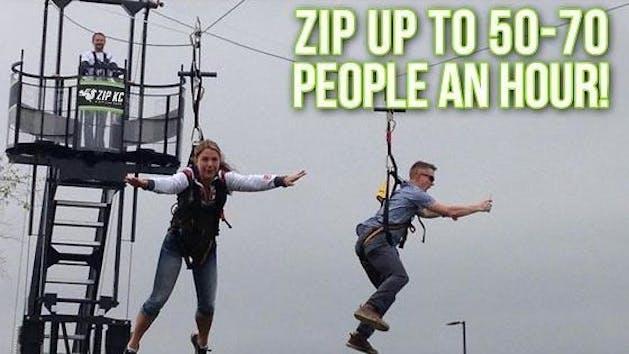 Kansas City Zip Line Tour