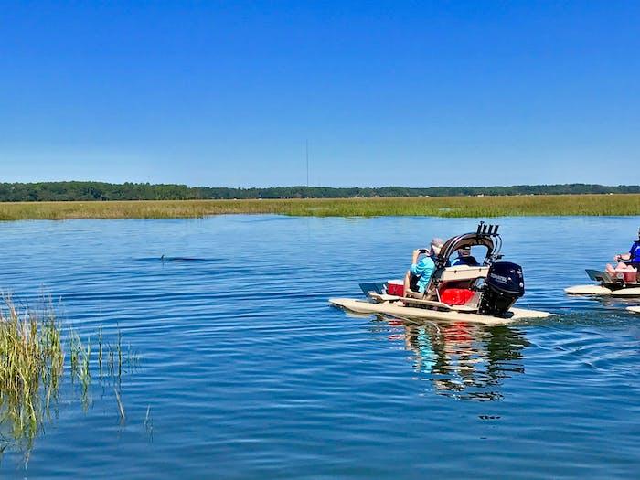 Hilton Head Boat Al