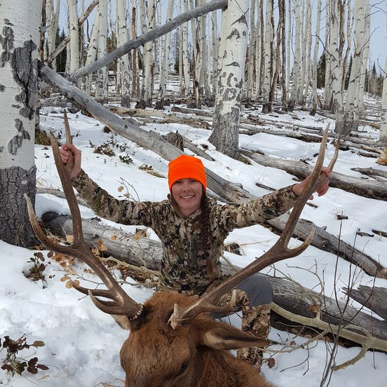 Steamboat Colorado Hunting Trips | Del's Triangle 3 Ranch