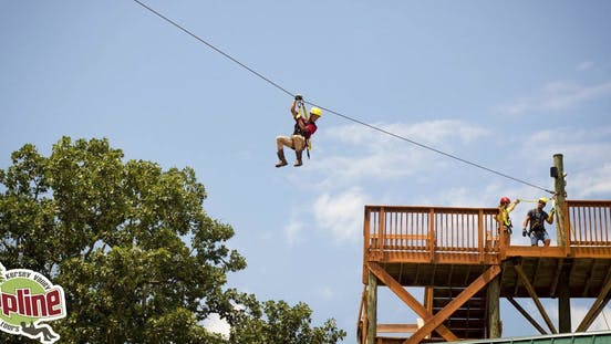 Zipline North Carolina Greensboro NC Zip
