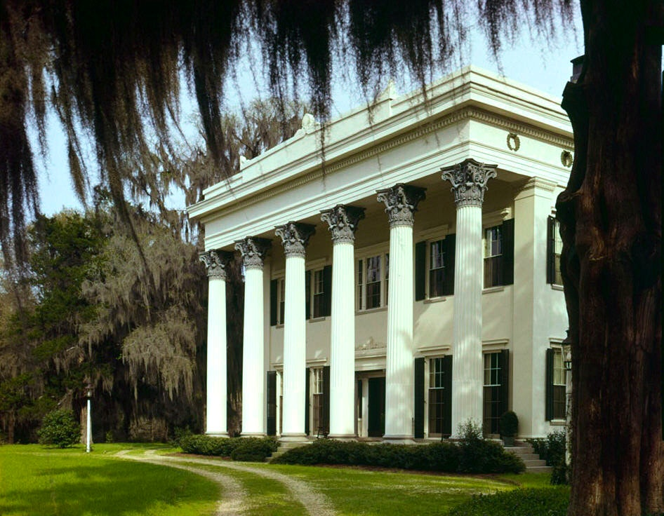 Millford Plantation photo courtesy of