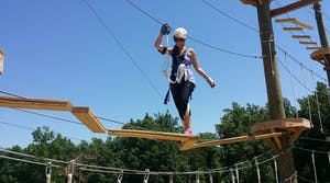 outdoor challenges for girl scouts