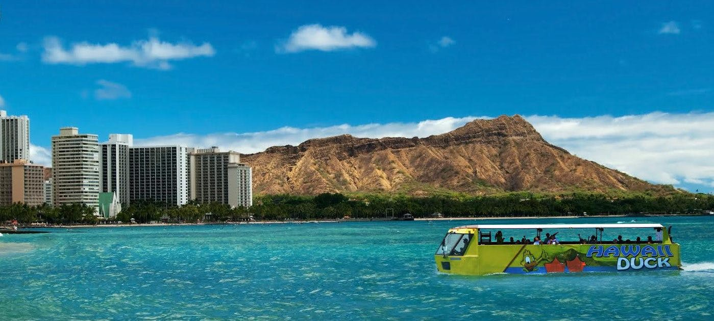 Hawaii Duck Tours Japanese