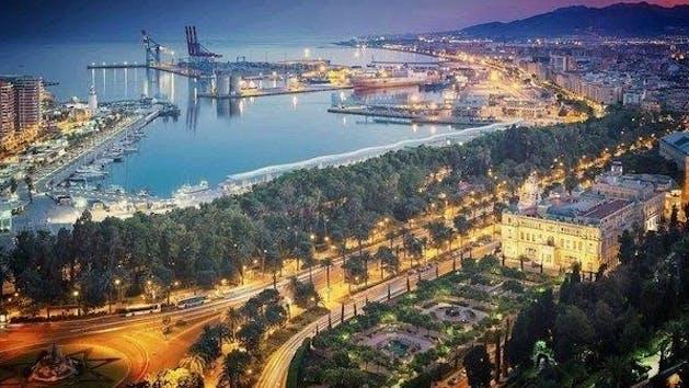 Malaga Nightlife 6-8km