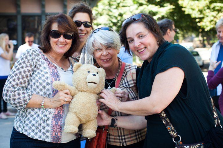 Ted Tour in Boston