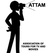 Association of Tours for TV and Movies logo graphic