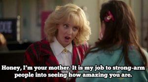 Goldberg mom