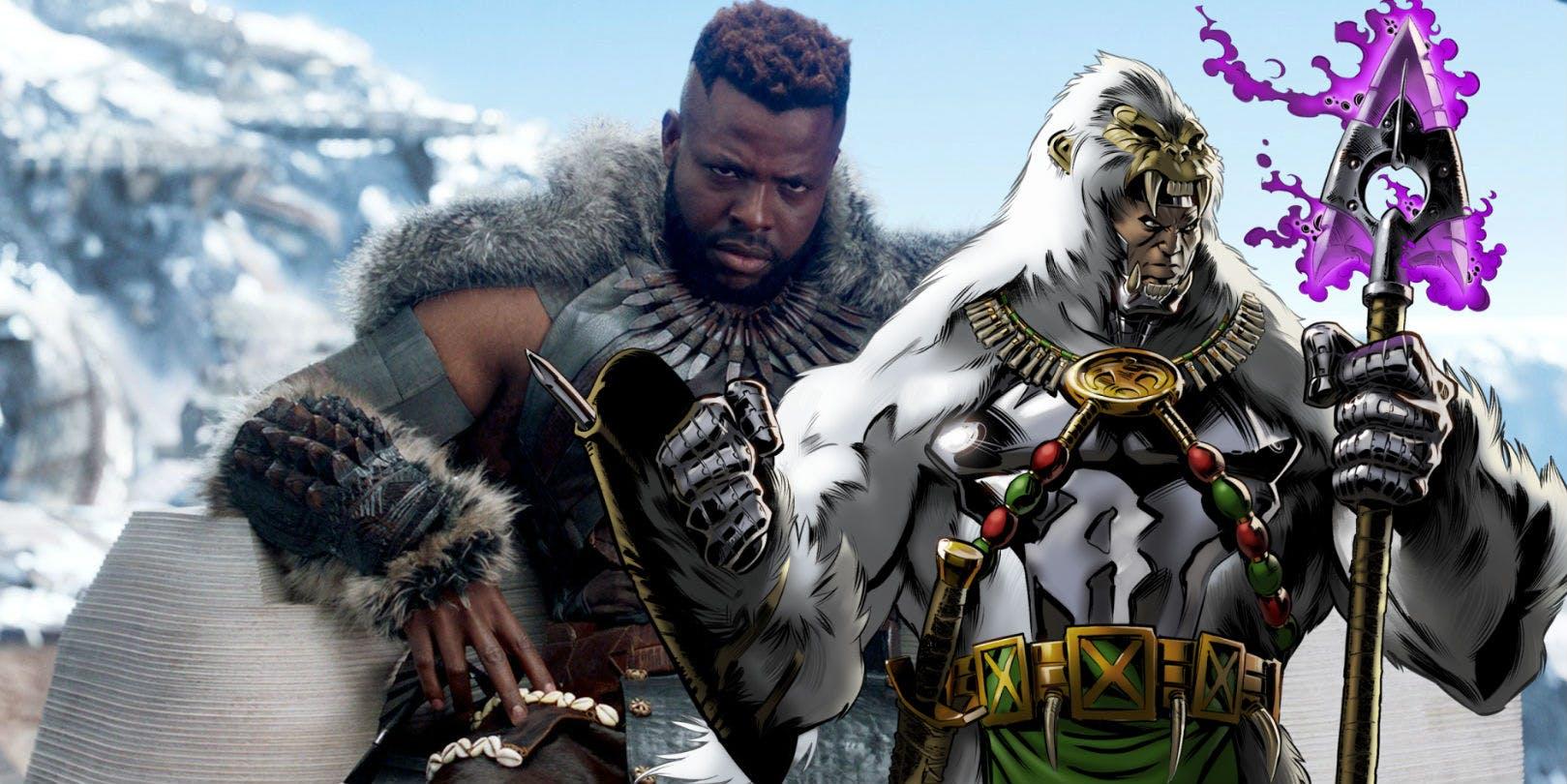 Black-Panther-MBaku man ape