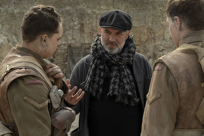 Sam Mendes et al. that are talking to each other